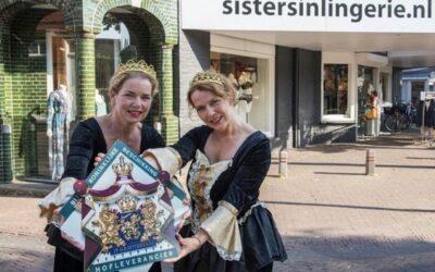 Sisters in Lingerie Hofleverancier!